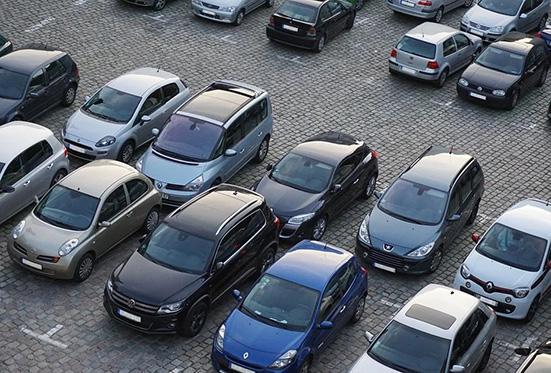 Schuy Reisen_Kunden Parkplatz